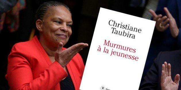 Christiane Taubira publie