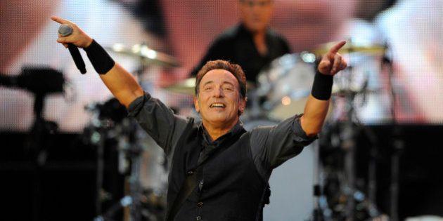 Bruce Springsteen :