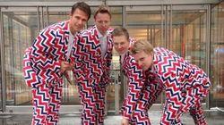 L'équipe norvégienne de curling a déjà gagné les JO du