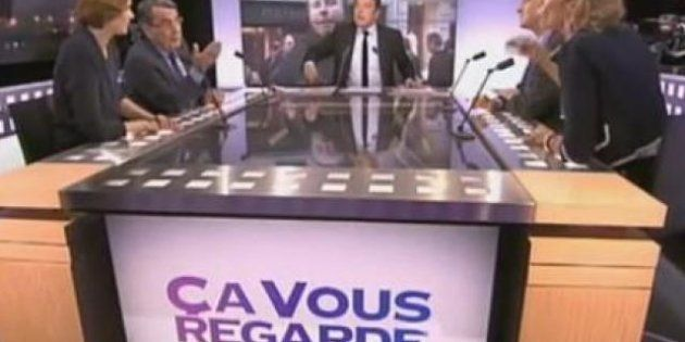 Mariage gay: Frigide Barjot, Caroline Fourest, Hervé Mariton et Jean-Pierre Michel s'écharpent pendant...