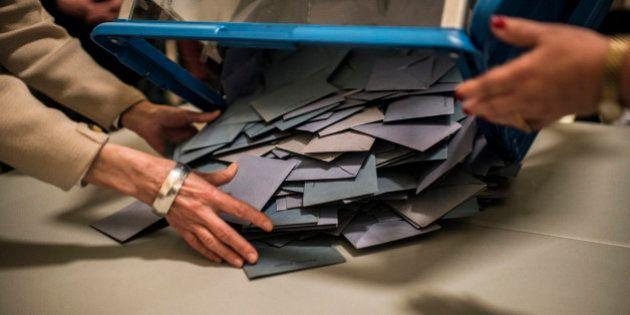 EN DIRECT. Résultats des élections municipales 2014: suivez la soirée électorale minute par