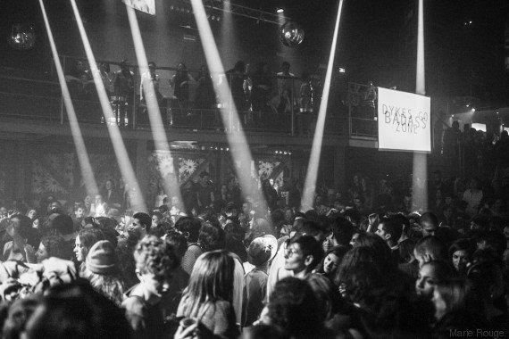 Alors que les lieux lesbiens se sont raréfiés, les soirées organisées par le collectif Barbi(e)turix...