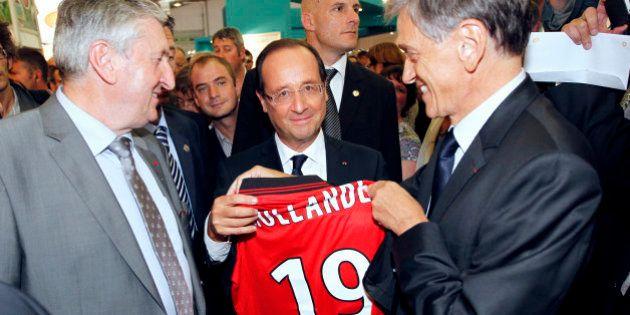 Taxe à 75%: Hollande va rencontrer les présidents de clubs, frictions au