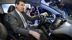 Et la voiture préférée des ministres