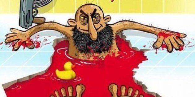 PHOTOS. L'Iran lance un concours de caricatures