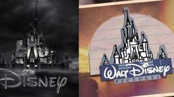 Le logo Disney dans tous ses états depuis