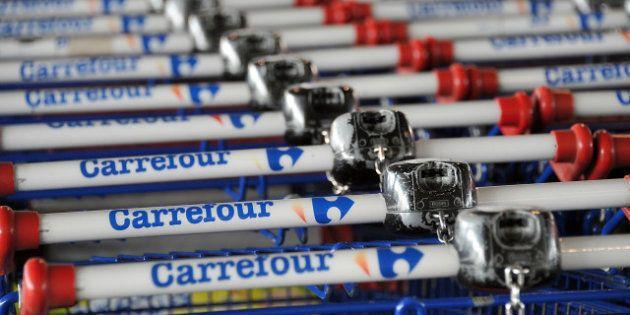 Un magasin Carrefour de Chalons-en-Champagne (Marne) condamné pour non-respect des délais d'attente en