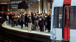Le trafic des trains a repris normalement à