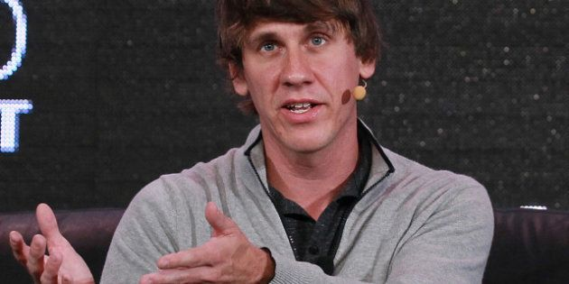 Marathon de Boston: Dennis Crowley, co-fondateur de Foursquare, tweete en direct les