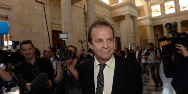 François-Marie Banier condamné à trois ans de prison dont 30 mois fermes dans l'affaire