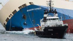 Le cargo à la dérive au large des côtes françaises ne s'échouera