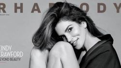 Cindy Crawford prend sa