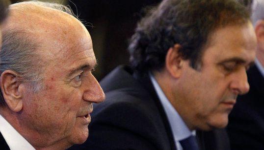 INFOGRAPHIE - Platini-Blatter, chronologie d'un