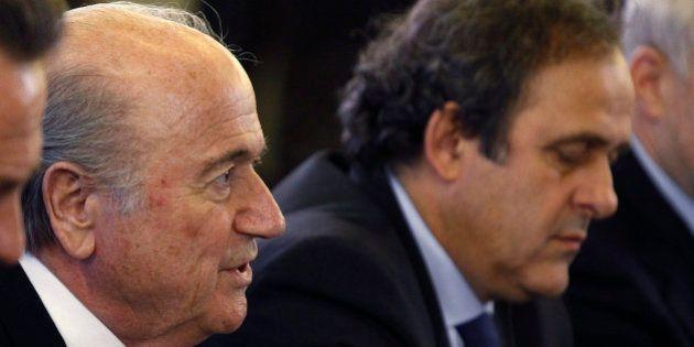 Michel Platini vs Sepp Blatter : chronologie d'un