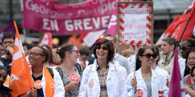 Grève à l'AP-HP: Martin Hirsch va faire de