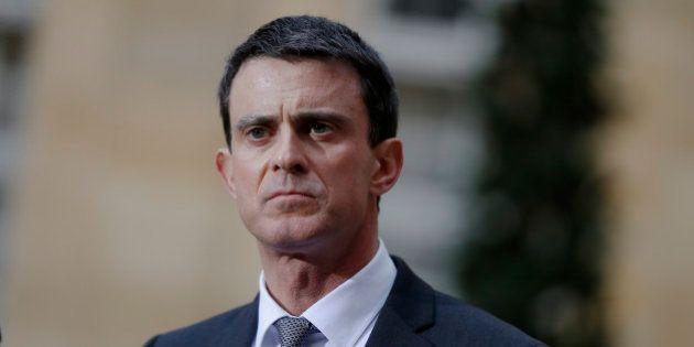 Manuel Valls s'inquiète de la
