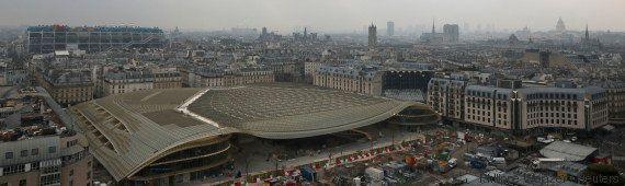 PHOTOS. Inauguration des nouvelles Halles à Paris, après cinq ans de