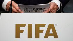 La Fifa choisit son président malgré le