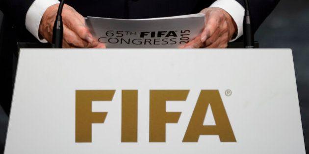 EN DIRECT. Fifa: suivez l'élection pour la présidence en plein scandale de