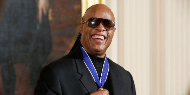 Stevie Wonder est papa d'une petite fille, son neuvième