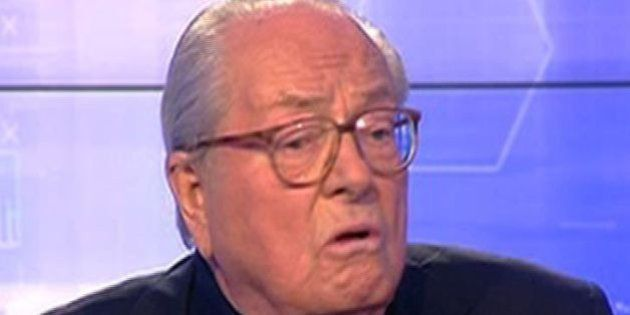 VIDÉO. Jean-Marie Le Pen incapable de citer une seule mesure du FN pour les élections départementales