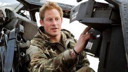 Le prince Harry quitte l'armée