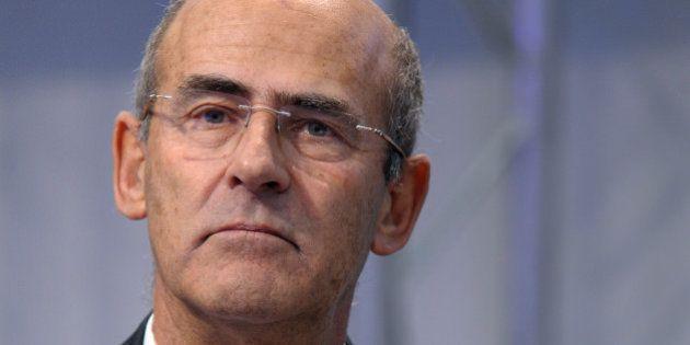 Le PDG d'Alstom, Patrick Kron, ne compte pas renoncer à son super bonus de 4 millions