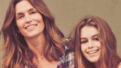 Avec la fille de Cindy Crawford, la relève est