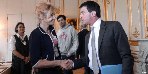 Valls rencontre Barjot et les oganisateurs de La