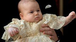 Le baptême du Prince George, c'était surtout l'occasion de voir sa jolie