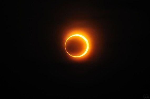 Eclipse totale de soleil: ce hasard cosmique incroyable qui la rend