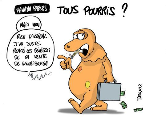 Panama Papers: tous