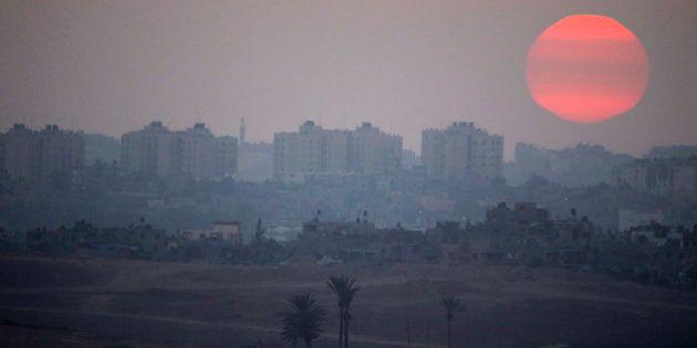 Gaza: premières frappes israéliennes depuis le cessez-le-feu instauré en août après un tir de