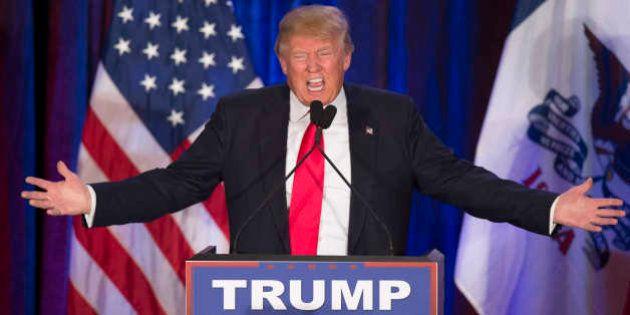 Ted Cruz remporte la primaire des républicains dans l'Iowa, Donald Trump seulement