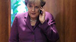 Le portable de Merkel pourrait être espionné par les