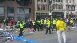 Explosions au marathon de