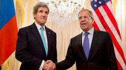 Ukraine: Kerry et Lavrov tentent à Paris d'amorcer une sortie de
