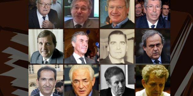 Platini, Le Pen, Balkany, Drahi, Glénat... les 12 Français qui apparaissent dans les