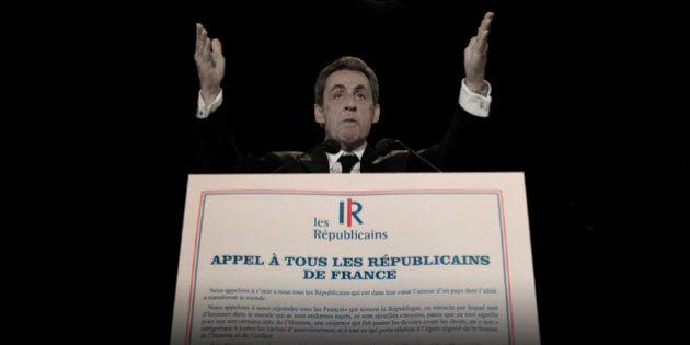 L'UMP s'appelle désormais Les Républicains, annonce Nicolas Sarkozy sur le nouveau site du