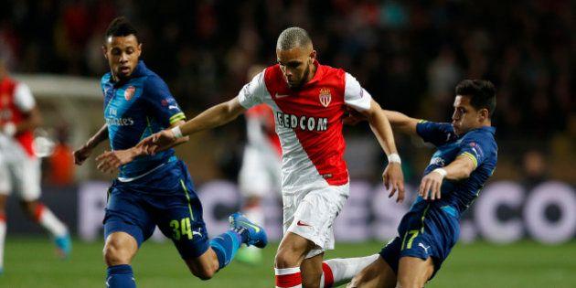 Revivez Monaco-Arsenal en Ligue des Champions avec le meilleur (et le pire) du