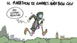 Après Boston, le marathon de Londres sera sous haute