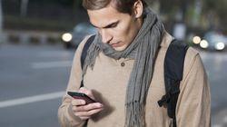 Comment envoyer des SMS en marchant, en toute