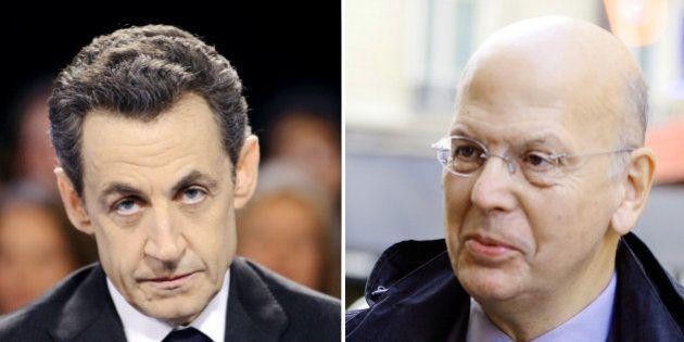Patrick Buisson avait convaincu Nicolas Sarkozy de dénoncer les accords d'Evian avec