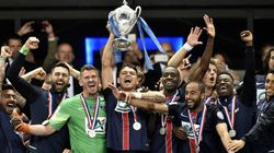 Triplé historique pour le PSG, qui rentre dans un cercle (très)
