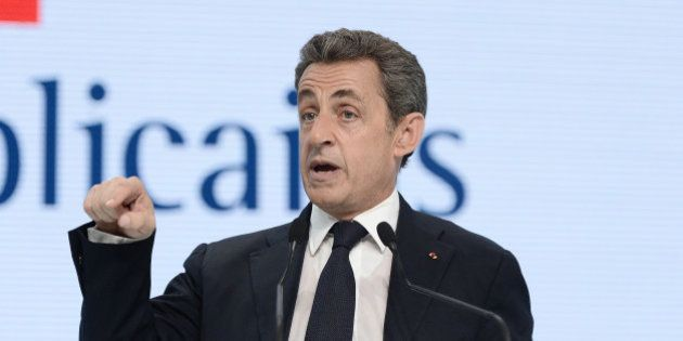 Les Républicains: Nicolas Sarkozy accuse la gauche de