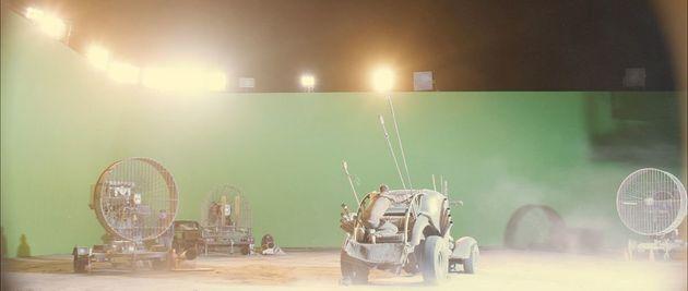 PHOTOS. Mad Max Fury Road : l'avant et après effets