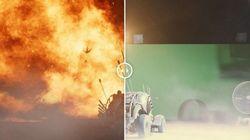 Mad Max Fury Road : l'avant et après effets