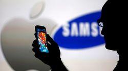 Apple et Samsung ne sont pas en déclin, ils se