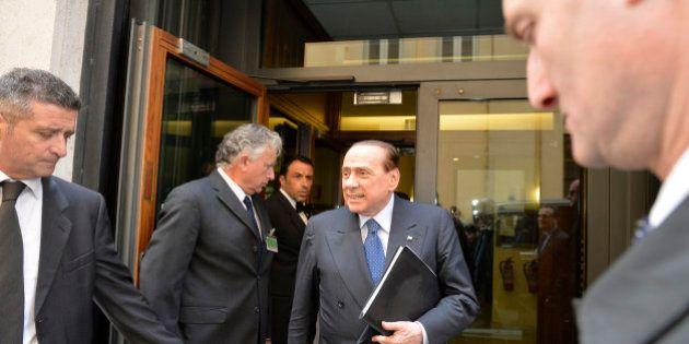 Silvio Berlusconi, en campagne pour des élections locales, se trompe de