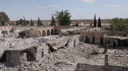 Daech fait exploser la prison de Palmyre en